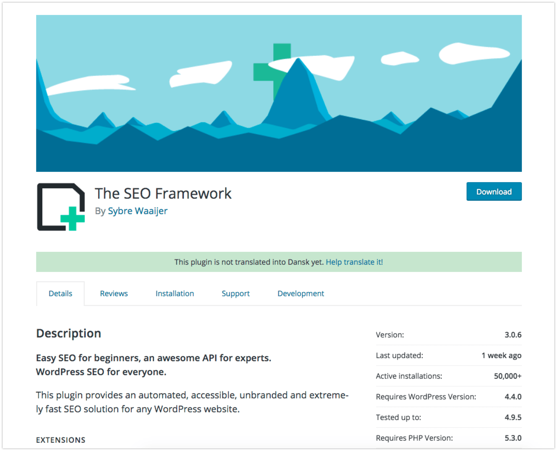 Migrate Yoast SEO to The SEO Framework Plugin
