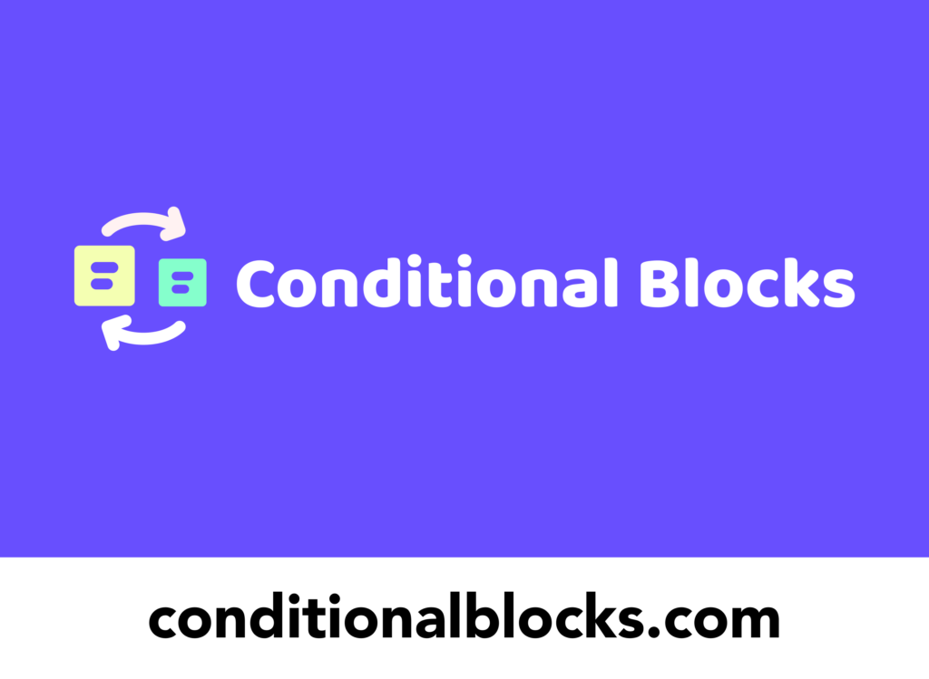 Logo of conditionalblocks.com