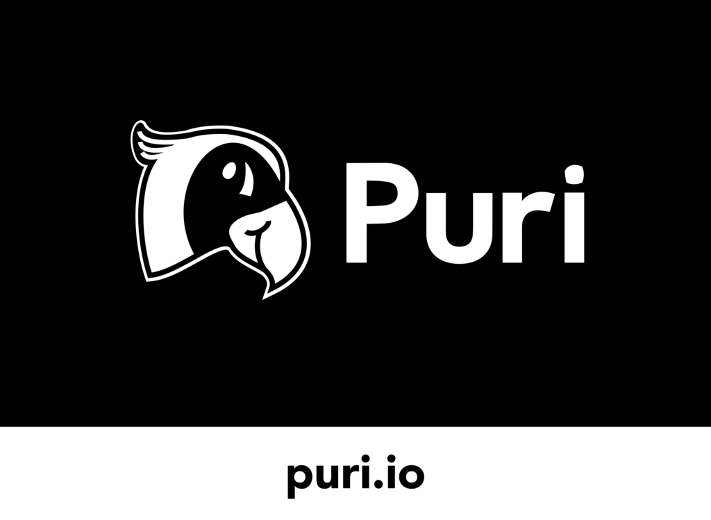 Logo of puri.io